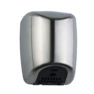 Speed Sensor Operated Stainless Steel Hand Dryer
