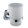 Zamac Chrome Double Tumbler Holder