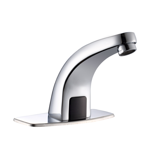 Sensor Operated Brass Faucet