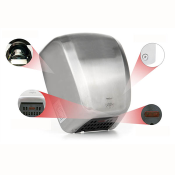 NEW ECO Small Stainless Steel Hand Dryers
