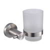 Stainless Steel Satin Tumbler Holder